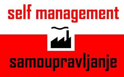 Self management ali samoupravljanje – najpomembnejša kompetenca v življenju